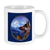 Regular Sized Alyeska Logo Coffee Mug