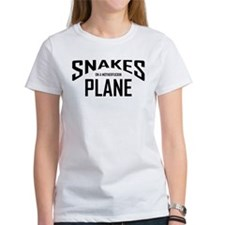 Unique Snakes on a plane Tee