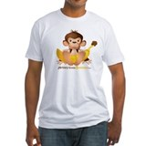 Go Bananas - Monkey Goes Bananas Shirt