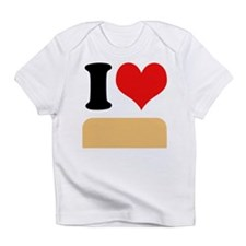 I heart twinkies Infant T-Shirt