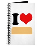 I heart twinkies Journal