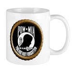 POW/MIA WARRIOR Mug