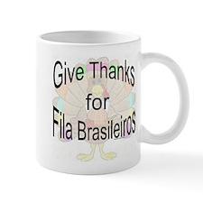 Thanks for Fila Mug