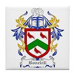Bonekill Coat of Arms Tile Coaster