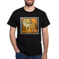 KINGSTON Black T-Shirt