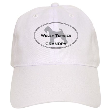 Welsh Terrier GRANDPA Cap
