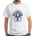 Bissland Coat of Arms White T-Shirt