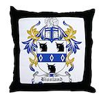 Bissland Coat of Arms Throw Pillow