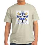 Bissland Coat of Arms Ash Grey T-Shirt