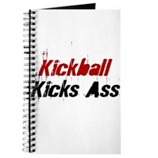 Kickball Kicks Ass Journal