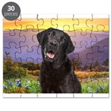 Labrador Meadow Puzzle