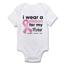 Mother Breast Cancer Infant Bodysuit