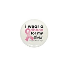 Mother Breast Cancer Mini Button (10 pack)