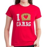 I Love Carbs! (Vintage) Tee