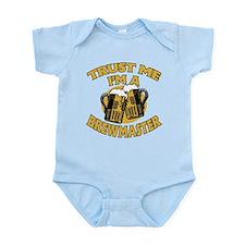 Trust Me I'm a Brewmaster Infant Bodysuit