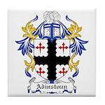 Adinstoun Coat of Arms Tile Coaster