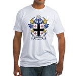Adinstoun Coat of Arms Fitted T-Shirt