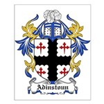 Adinstoun Coat of Arms Small Poster