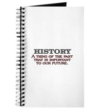 History A Thing of the Past Journal