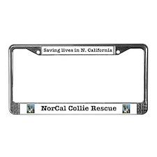 NCR License Plate Frame