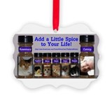 Spice Kittens Ornament