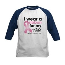 Wife Breast Cancer Tee