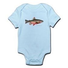 Greenback Cutthroat Trout Infant Bodysuit