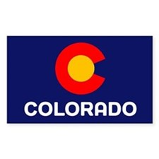 CO - Colorado Decal