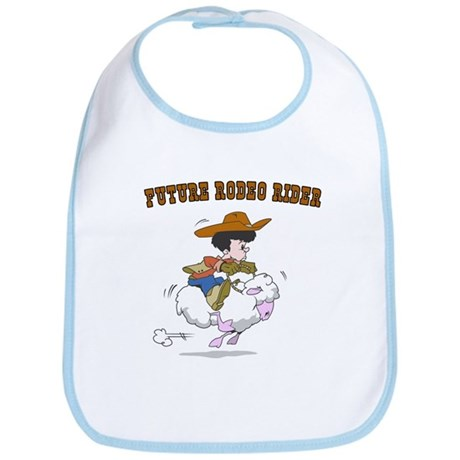 Future Rodeo Rider Bib