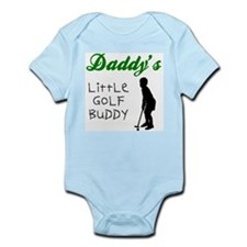 Dad's Golf Buddy Infant Creeper