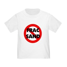 Frac Sand. Speak Up. Say NO. T