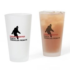 Undocumented North American Primate Drinking Glass