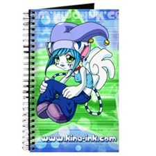 Kina Journal/Note book