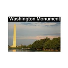 Washington Monument Rectangle Magnet