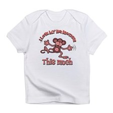 Cute This is for my brother Infant T-Shirt