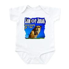 Lion of Judah 10 Infant Creeper