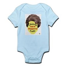 Church Lady SEAL OF DISAPPROVAL Infant Bodysuit