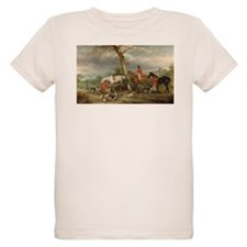 Vintage Painting of the Hunt T-Shirt