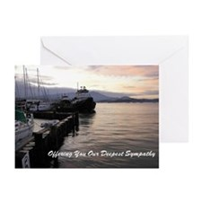 Sympathy Greeting Cards (Pk of 10)
