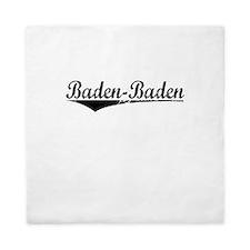 Baden-Baden, Aged, Queen Duvet