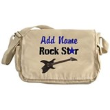 ROCK STAR Messenger Bag