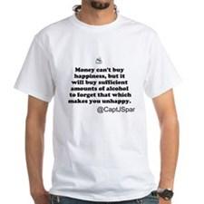 Money cant buy happiness Shirt