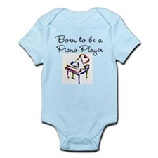 PIANO PLAYER Onesie