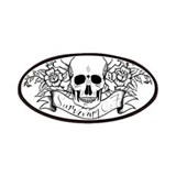 Skull Rose: Surviving C.F. Patches
