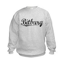 Bitburg, Aged, Sweatshirt