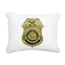 CID Agent badge Rectangular Canvas Pillow