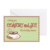 Sweet Tidings Greeting Cards (Pk of 20)