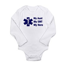 My Aunt My EMT Body Suit