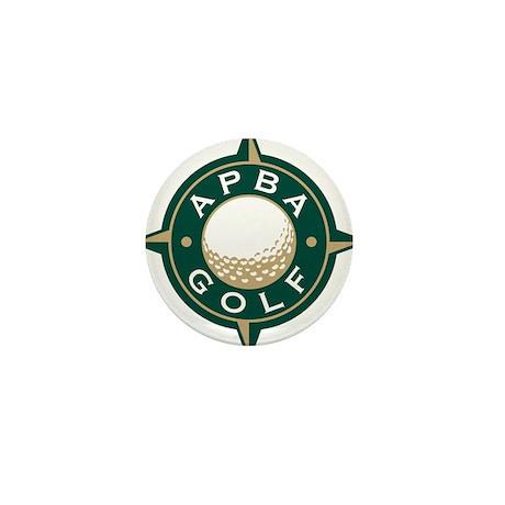 APBA Golf Mini Button (100 pack)
