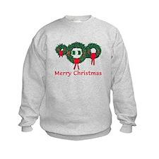 Nigeria Christmas 2 Sweatshirt